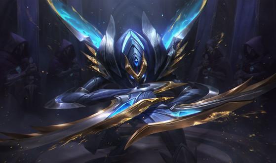 LoL Worlds Event : Kha'Zix du championnat, nouveau skin