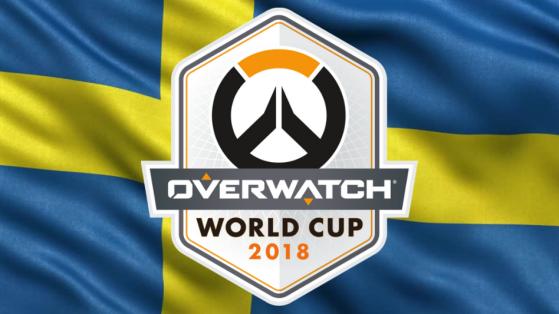 Overwatch Coupe du monde 2018 : Equipe Suède