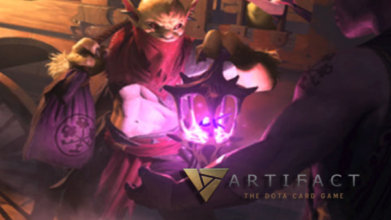 Artifact : les cartes Noir