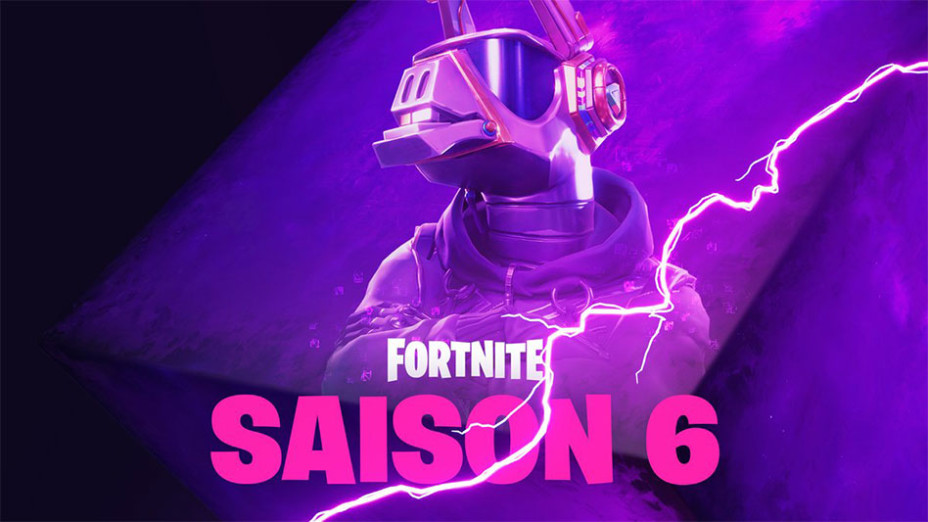 Fortnite Premi 232 Re Image De La Saison 6 Millenium