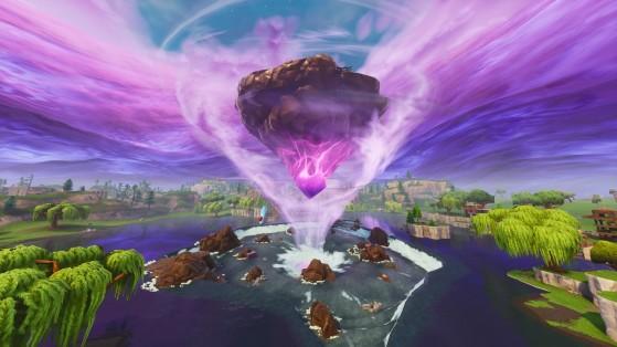 Fortnite : carte saison 6, nouvelles zones