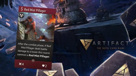 Artifact : Red Mist Pillager