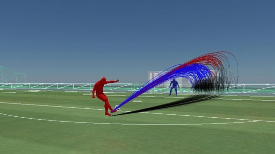 180° avant mise à jour - FIFA
