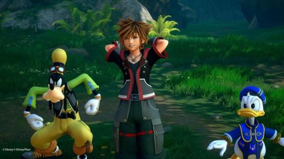 Kingdom Hearts : The Story So Far annoncé sur PS4