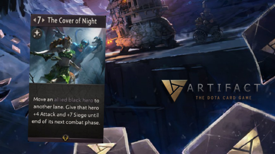 Artifact : The Cover of Night