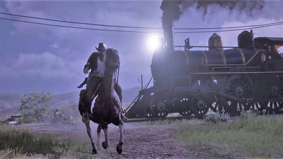Red Dead Redemption 2 : Véhicules