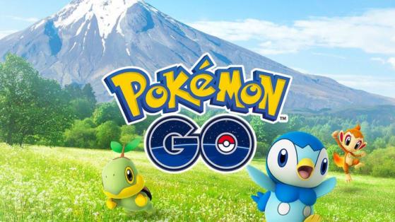 Pokémon GO : quatrième génération, 4G disponible