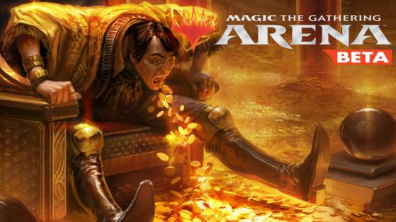 Magic Arena : ressources et économie