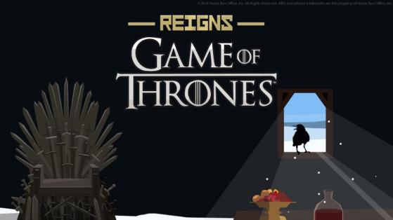 Test Reigns: Game of thrones sur PC, iOS et Android