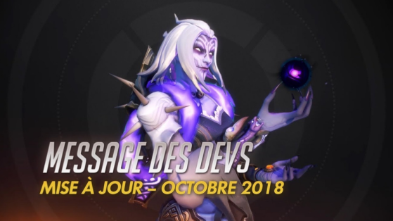 Developer update octobre 2018 : Jeff Kaplan parle de la coupe du monde