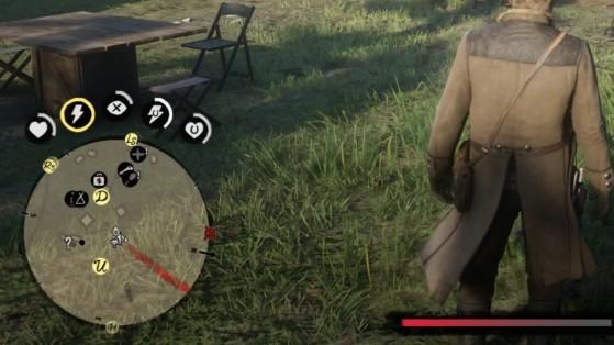 Guide Red Dead Redemption 2 : noyaux santé, énergie, sang-froid