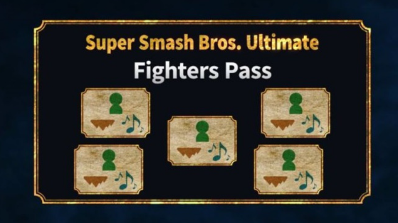 Fighter Pass DLC, Super Smash Bros Ultimate, SSBU