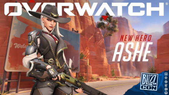 BlizzCon 2018 Overwatch : Héros 29, Ashe