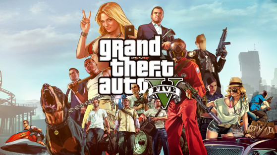 Grand Theft Auto V, GTA 5, vendu à plus de 100 millions d'exemplaires