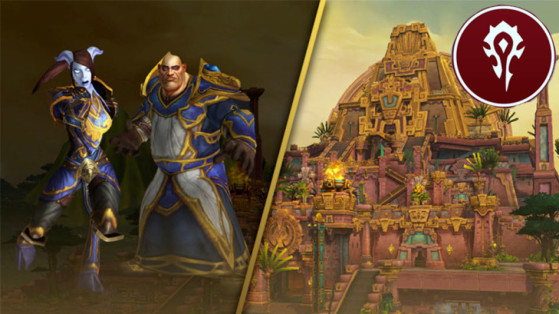WoW BFA : Guide Maîtres du jadefeu (Horde) - Boss Bataille de Dazar'alor