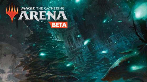 Magic Arena : Draft Guildes de Ravnica Gates