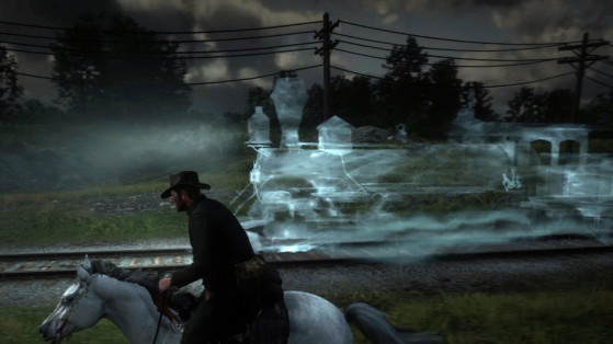 Guide Red Dead Redemption 2: Train fantôme, ghost train, secret, easter egg