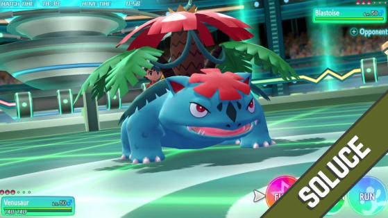 Pokémon Let's GO Pikachu Evoli : liste des méga-gemmes & leurs emplacements
