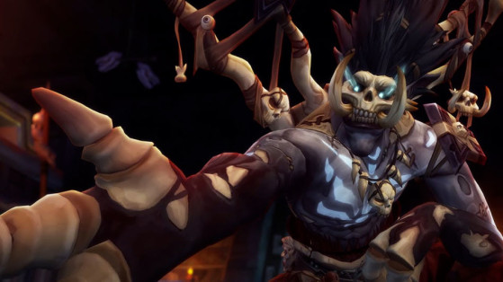 WoW BFA : Affixe Revenant, Saison 2 de Battle for Azeroth