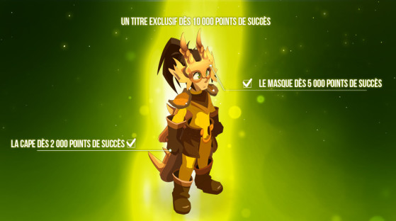 Récompenses de Temporis I - Dofus