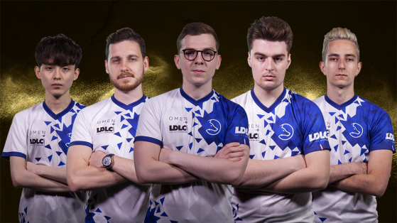 LFL LoL 2019 : Team LDLC, joueurs, équipe