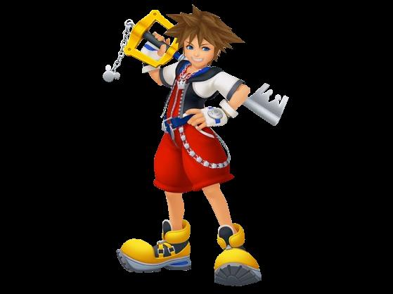 Sora (Kingdom Hearts 1) - Kingdom Hearts 3