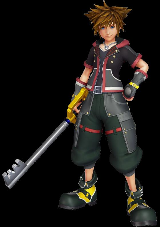 Sora (Kingdom Hearts 3) - Kingdom Hearts 3