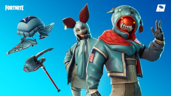 Boutique Fortnite du 21 janvier