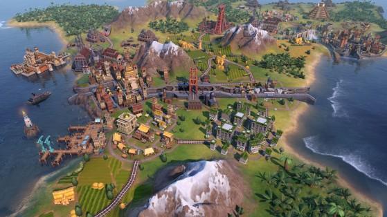 Les rêves des joueurs de Civilization deviennent enfin réalité. - Civilization 6