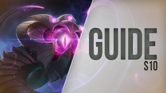 Guide LoL Vel'Koz, Support, S10