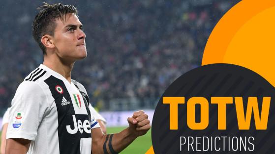 FUT 19 : prédiction équipe de la semaine, TOTW 20