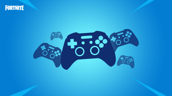 Fortnite : manette Bluetooth compatible appareils mobiles, iOS et Android