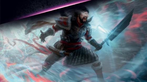 Magic Arena, MTGA : ban Nexus of Fate Standard