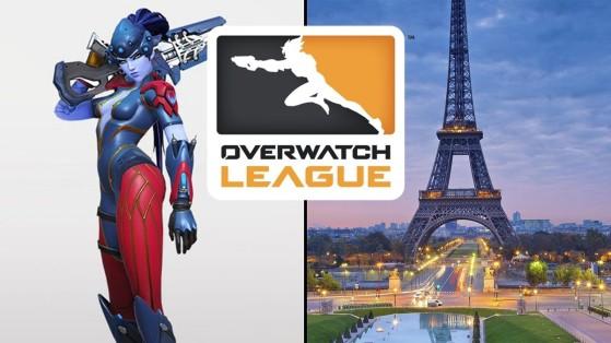 Overwatch League 2019, OWL 2019 : Paris Eternal, focus, matchs, résultats