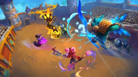 Skylanders Ring of Heroes : Guide du débutant, commencer le jeu, starter