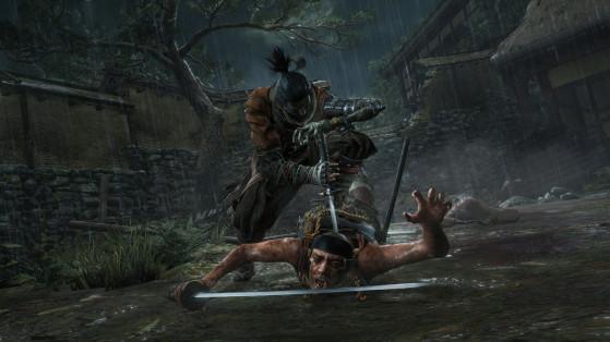 Les animations des exécutions sont plaisantes, sans chercher à en faire trop. - Sekiro : Shadows Die Twice