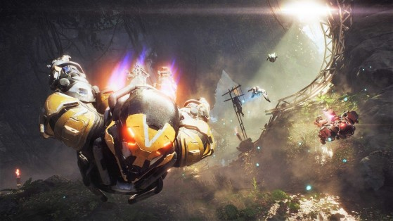 Anthem : Patch 1.0.3, mise à jour, patch notes