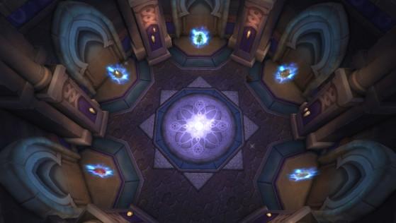 WoW : Salles des portails et changements sur les portails