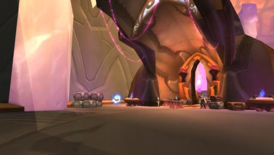L'Exodar, Voûte des Lumières - World of Warcraft