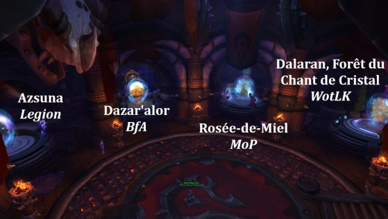 8.1.5 : Orgrimmar, Porte d'Orgrimmar - World of Warcraft