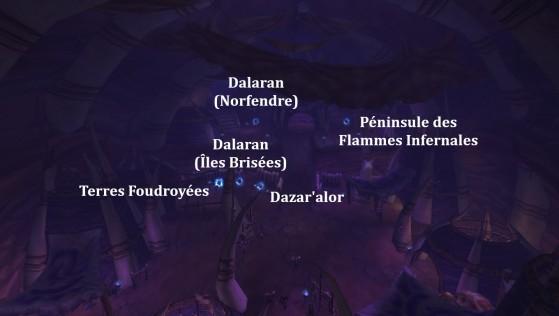 8.1 : Orgrimmar, Faille de l'Ombre - World of Warcraft