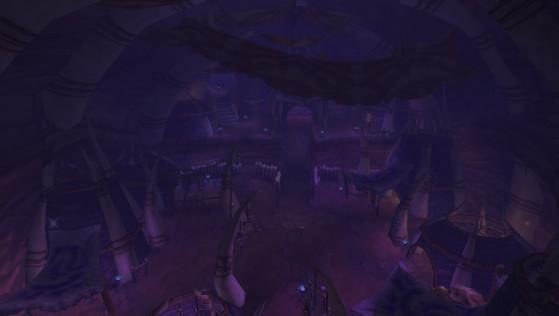 8.1.5 : Orgrimmar, Faille de l'Ombre - World of Warcraft