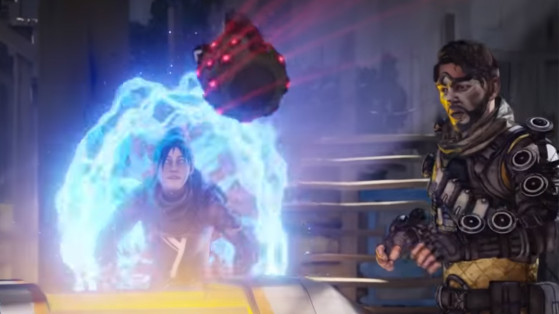 Apex Legends : leak du super jump