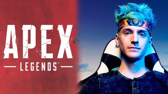 Apex Legends: Ninja payé 1 million pour stream le jeu le jour de sa sortie?