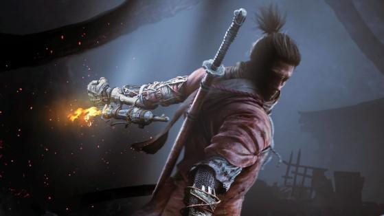 Sekiro Shadows Die Twice est disponible sur PC, Xbox One et PS4