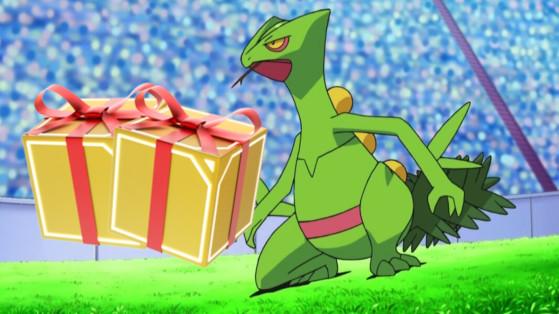 Pokemon GO : boîte journée communauté, Arcko