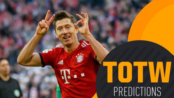 FUT 19 : prédiction équipe de la semaine, TOTW 30