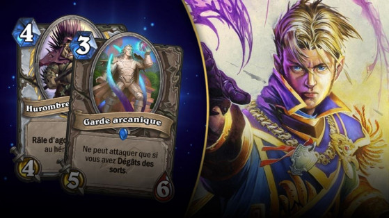 Hearthstone : deck Prêtre Silence L'Eveil des Ombres (Rise of Shadows)