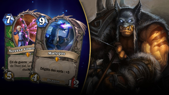 Hearthstone : deck Chasseur Malygos L'Eveil des Ombres (Rise of Shadows)