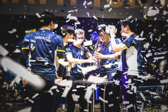 La remontée courageuse de Team Liquid offre à Jensen son premier titre en LCS. - League of Legends